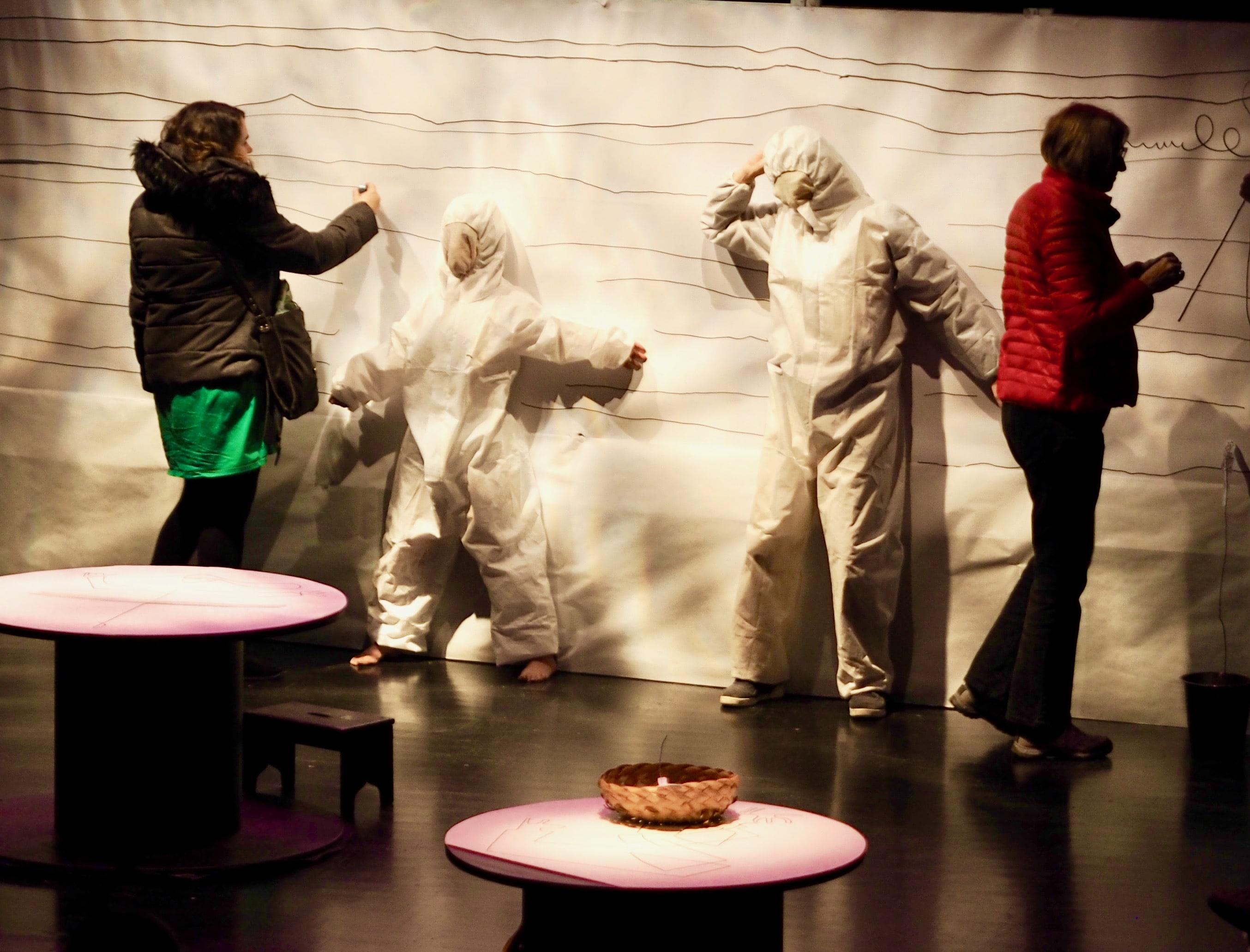 Théâtre Prémol – Cabaret Liberté /  Les clochards célestes