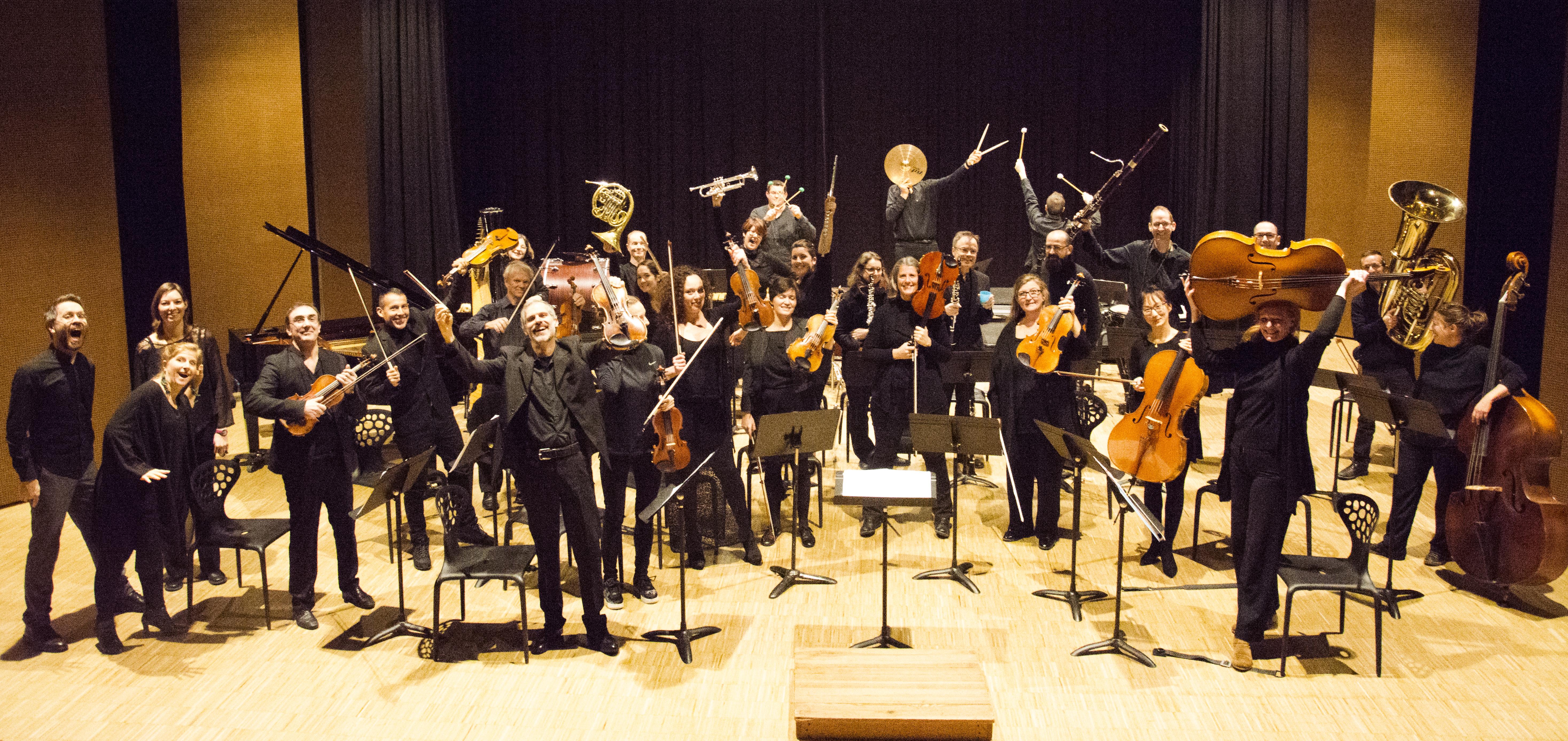 Théâtre Prémol – Claix chamber orchestra