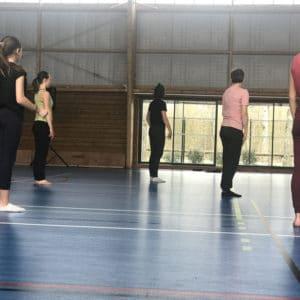 Moments Privilégiés 2 – Stage danse